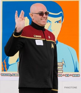 Tom Grant - Mayor of Vulcan